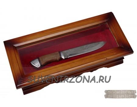 Купить подарочный нож в ларце