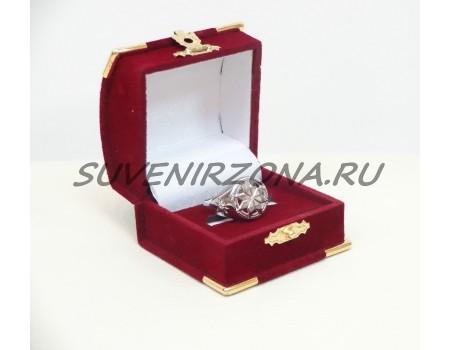 Купить перстень мужской «Звезда»