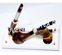 «Норд» Курительный набор + шариковая ручка