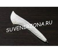 Шариковая ручка из рога лося «Филин»