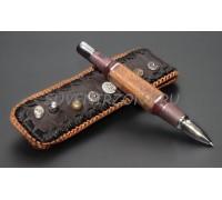 Шариковая ручка ручной работы «Ледокол»