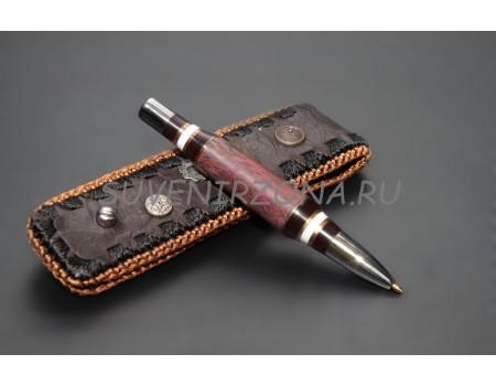 Купить шариковую ручку ручной работы «Ласло Биро»