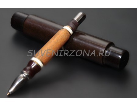 Купить шариковую ручку ручной работы «Союз»