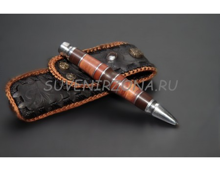 Купить шариковую ручку ручной работы «Шоколадное ассорти»