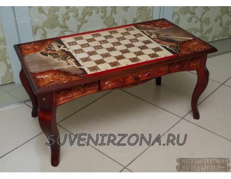 Купить шахматный стол «Ледовое побоище 2»