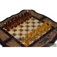 Шахматы-нарды «Ледовое побоище»