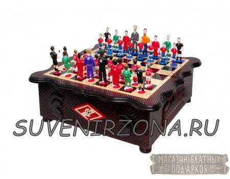 """Купить шахматы """"Футбол"""""""