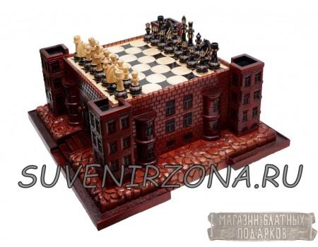 """Купить  шахматы настольные """"Крепость"""""""