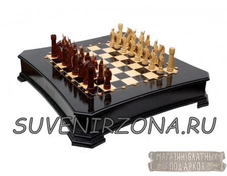 """Купить шахматы ларец """"Гигант"""""""