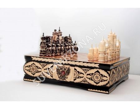 Купить шахматы ручной работы «Подарочные»