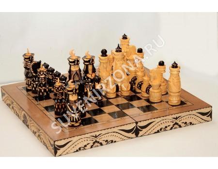 Купить шахматы ручной работы «Гроссмейстер»