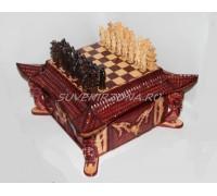 Шахматный стол «Самурай»