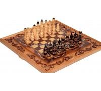 Шахматы-нарды «Дубовые»