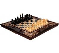 Шахматы ручной работы «Ахмат»
