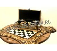 Шахматы-нарды «Альфа-Начало»