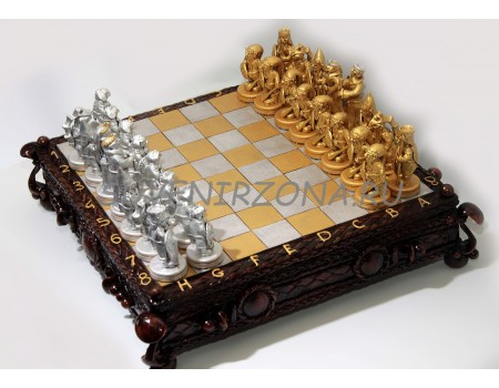 Купить шахматы «Шкатулка Пандоры»