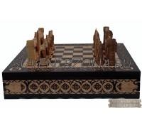 Шахматы шкатулка «Древние»