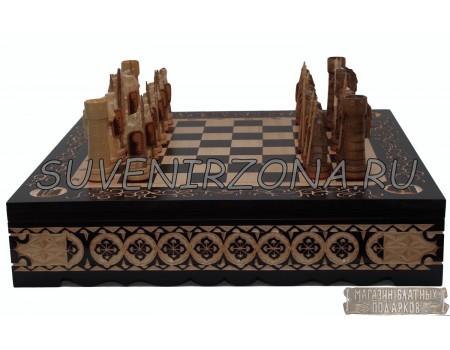 Купить шахматы шкатулку «Древние»