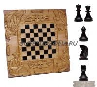 Шахматы-нарды «Каналья»
