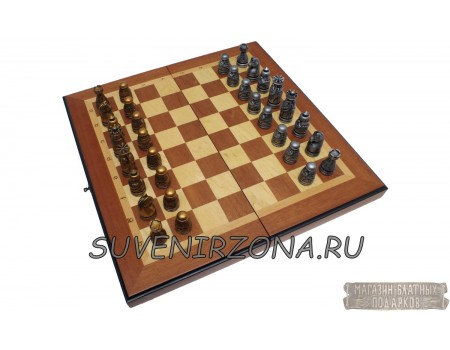 Купить шахматный комплект «Королевская рать»