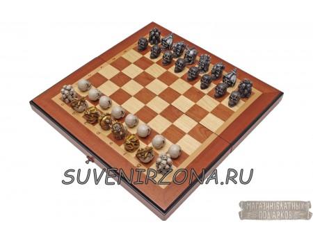 Купить шахматный комплект «Легенды подземелья»